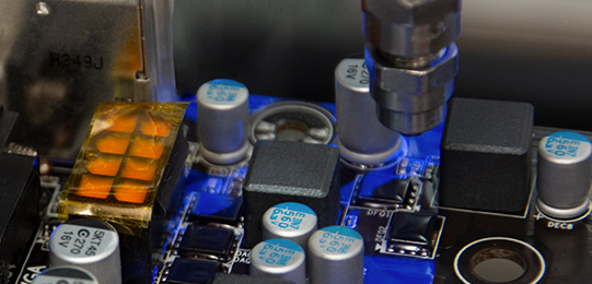 Conformal Coating Application Selective Spray